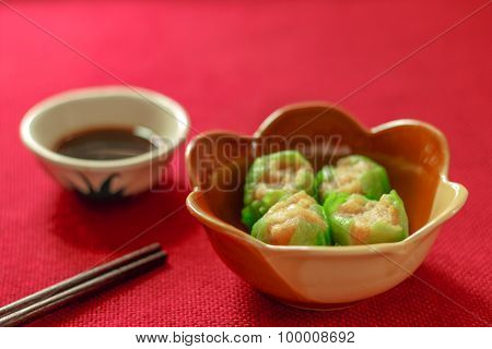 Dim Sum, Chinese Streamed Dumpling
