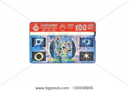 Thailand Telephone Card