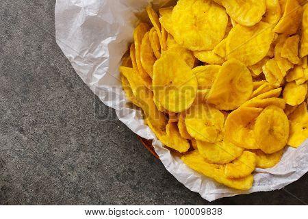 Plantain Banana Chips