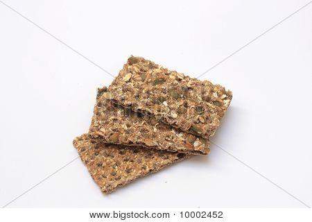 Three Wholesome Fibre Crackers