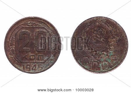 Russia Coin Macro