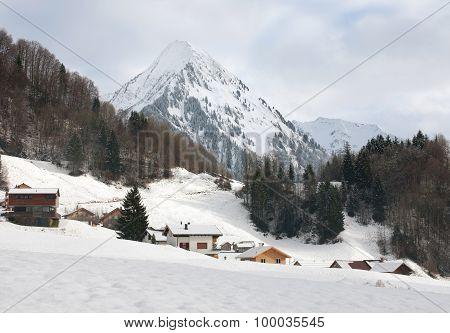Alpine Scene, Austria