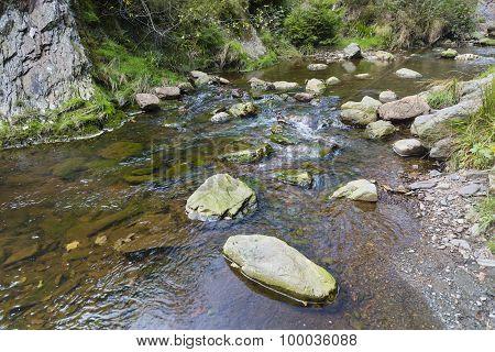 Autumn Creek Rapids, Belgium
