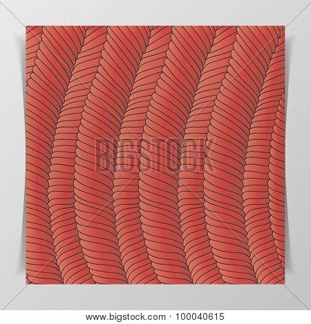 Muscle Tissue Pattern