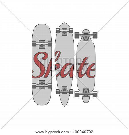 Skateboard Design Set