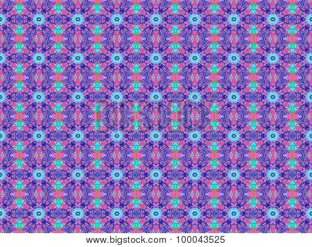 Seamless pattern purple violet