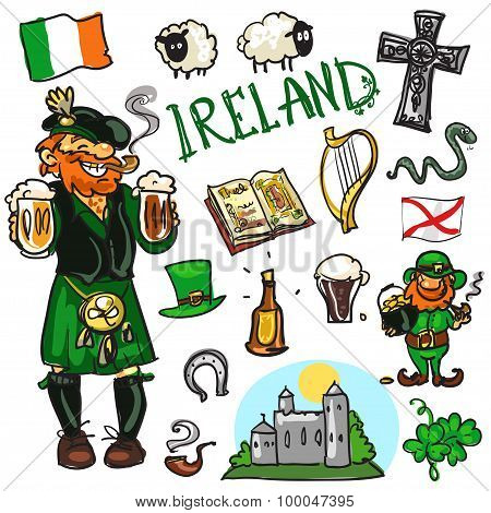 Travelling attractions - Ireland