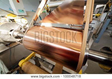 Copper Foil Bending Machine
