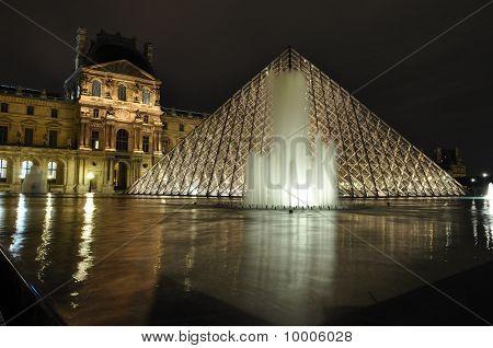 PARIS, FRANCE Louvre Museum