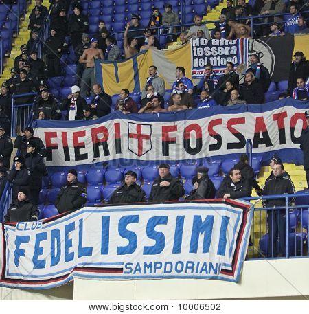 Sampdoria Fans