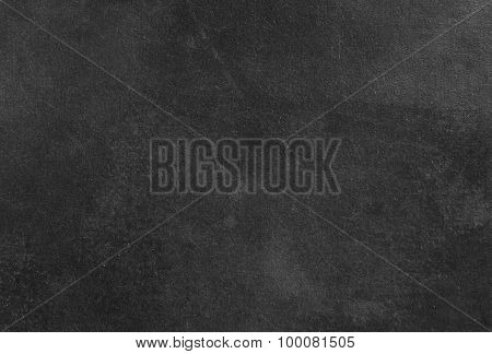 Horizontal Texture Of The Black Slate Background