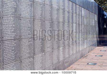 Memorial, Warsaw Uprising.