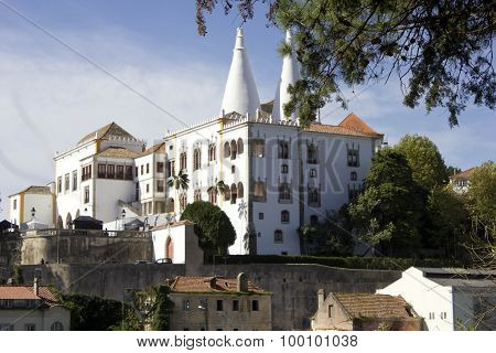 Sintra National Palace Overview