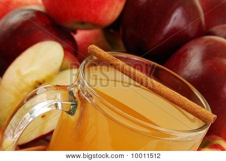 Apple Cider And Cinnamon