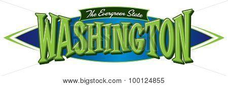 Washington The Evergreen State