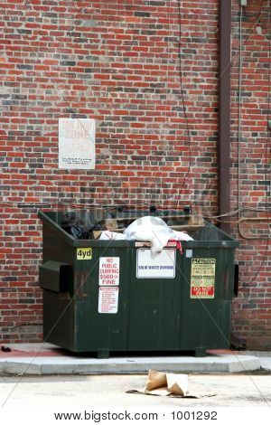 Dumpster