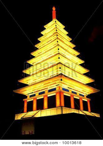 Buddhist Lantern Festival