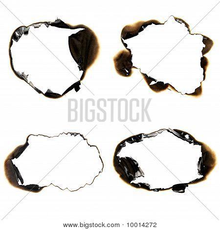 Burned Holes