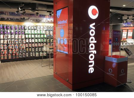 Vodafone telecommunication