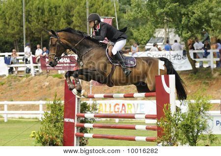 International Show Jumping