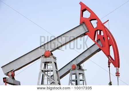 Oil Pump Closeup