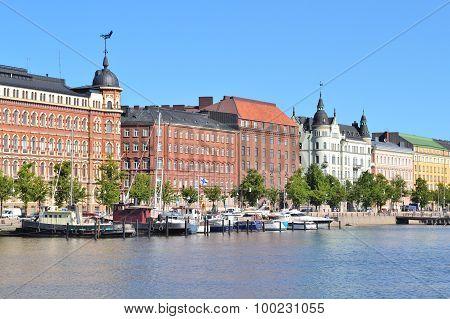 Helsinki, North Quay