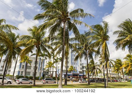 Miami Beach is a coastal resort city in Miami-Dade County, Florida, United States. It was incorporated on March 26, 1915.