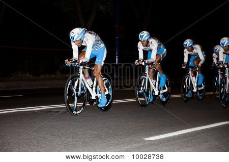 Frist Stage Of Tour Of Spain
