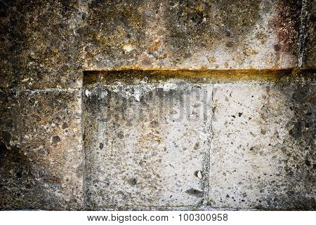Adobe Stone Wall Background