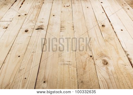 Wood Floor Background And Texture
