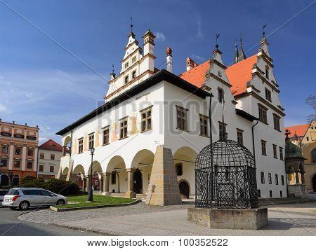 Townhall Of Levocha