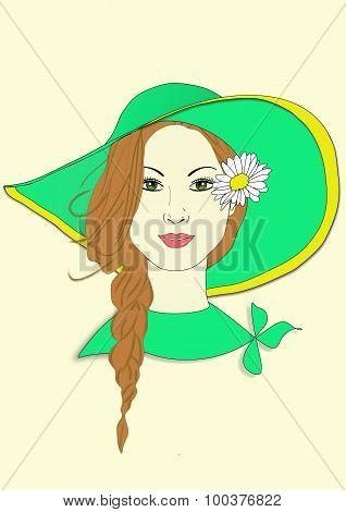 Izzy's Gardening Hat