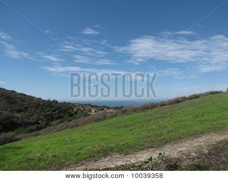 San Clemente Ridgeline Trail View