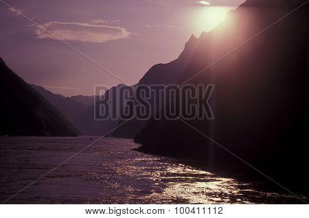 Asia China Yangzi River