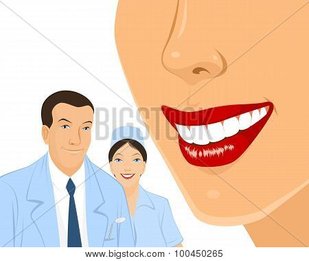 Dantists And Teeth