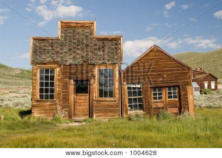 Bodie Buildings