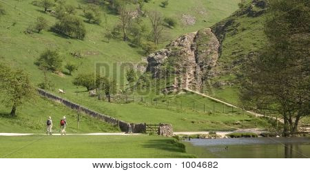 England Derbyshire Peak District National Park