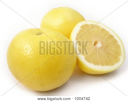 Yellow Grapefruit