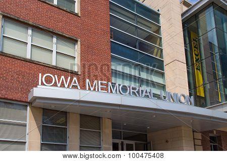 Iowa Memorial Union