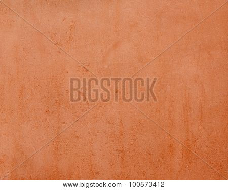 Texture  vegetable tanned leather reddish color