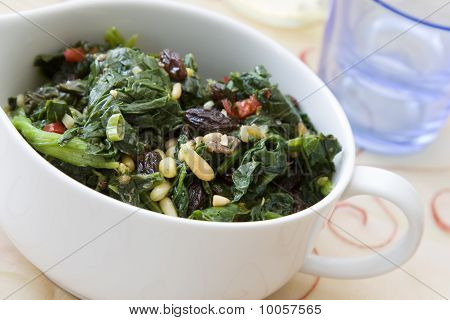 Indian Spinach