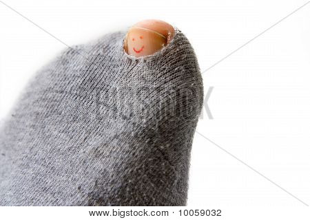 Optimistic Sock