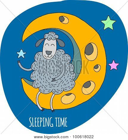 Let's count sheeps before you'll sleep