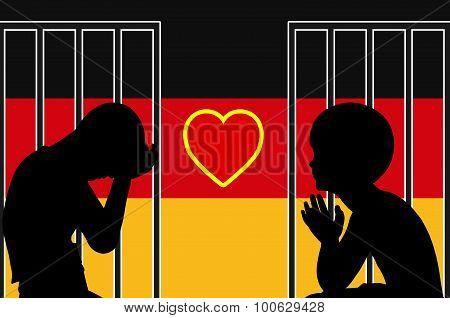 Germany welcomes Refugee Kids