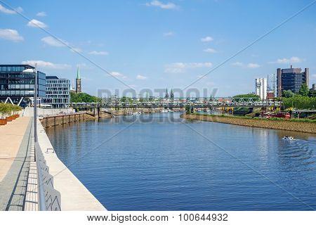 Bremen Cityscape