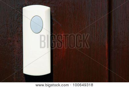 Plastic doorbell