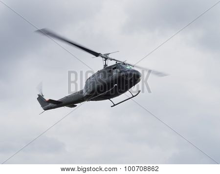 Vintage Bell Uh1Helicopter