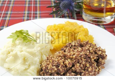Haggis Neaps And Tatties