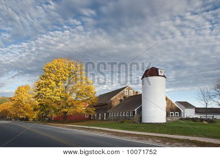 Barn in New England