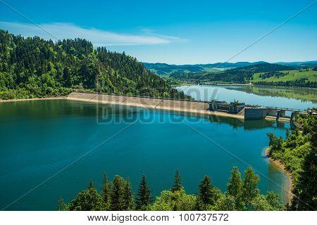 Niedzica Czorsztyn Dam